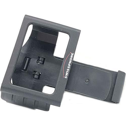 Gürtelclip mit Displayschutz für Swissphone BOSS 9XX Serie Zubehör Funkmeldeempfänger 910/915 / 920/925 / 935 / ResQ