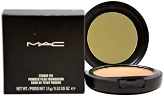 MAC Studio Fix Powder Plus Foundation for Women, NC42, 0.52 Ounce