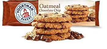 Voortman Bakery Cookies Delicious Cookies Pack of 4  Oatmeal Chocolate Chip