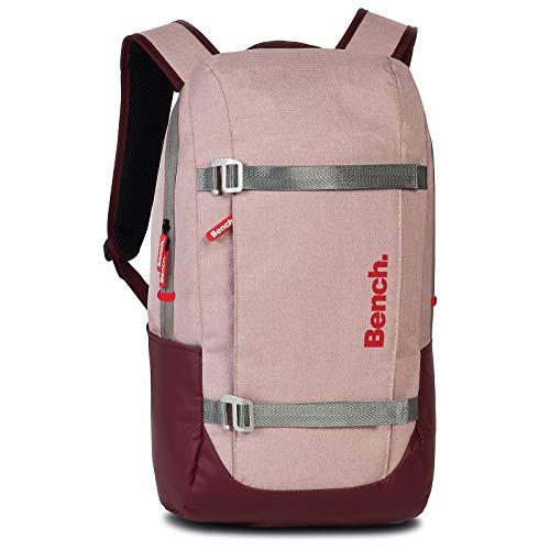 Bench Travel Rucksack Backpack für Tablet und Co 18 x 29 x 48 cm Rosa 64162-5700