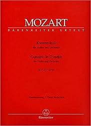 Concerto Violon KV 271a (271i) Ré Majeur --- Violon/Piano