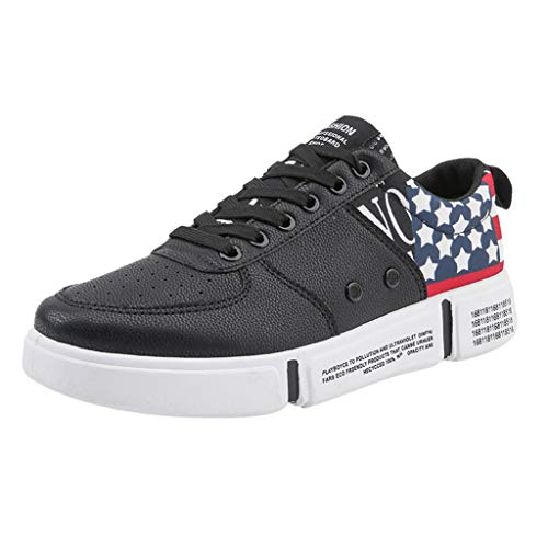Purchase Meigeanfang Unisex Sneakers Fashion USA Flag Print Breathable Non-Slip Trend Sports Casual ...