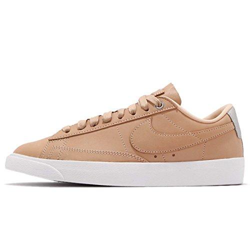 Nike - Wmns Blazer Premium Low QS - AA1557200 - Farbe: Beige - Größe: 37.5