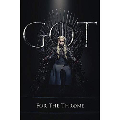 Game Of Thrones Póster, Multicolor, 61 x 91.5cm
