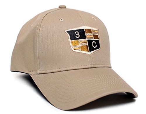 Seal Team 3 Platoon Charlie Bradley Cooper Movie Cap Hat Fitted Khaki Small