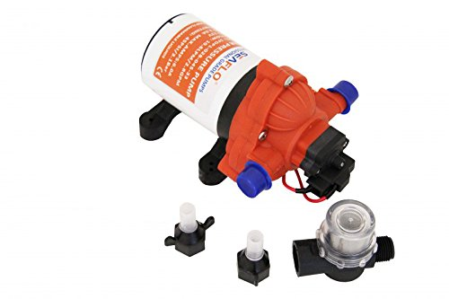 Seaflo ® Druckwasserpumpe 10,6 Ltr./Min. 12 V