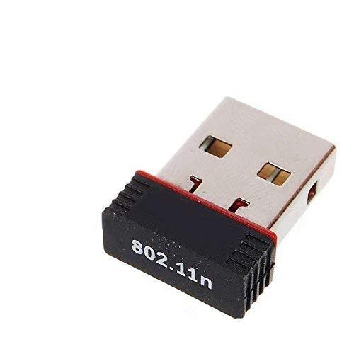 Mak World Receiver 300Mbps, 2.4GHz, 802.11b/g/n USB 2.0 Wireless Mini Wi-Fi Network Adapter