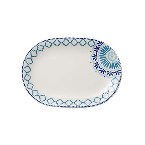 Villeroy & Boch 10-4249-8511 Tea Passion Medina Teller, Premium Porcelain