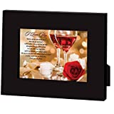 Romantic Gift Love Poem for Him or Her, Anniversary or Birthday in 5 x7 Inch Frame