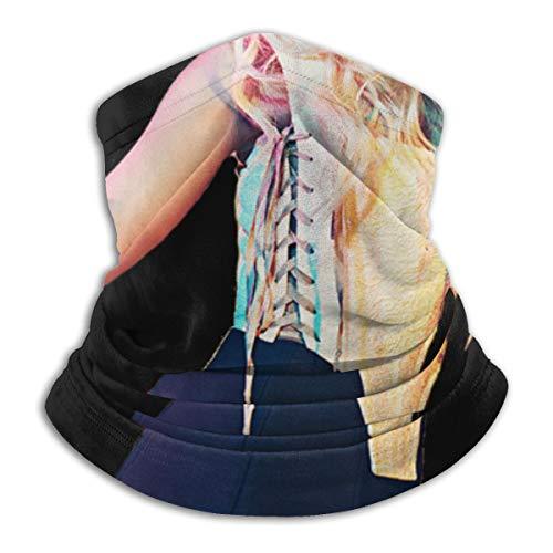 Danielleicholson Neck Warmer Gaiters Haarband Nicki Minaj Sturmhaube Nasenschlauchschal Mütze Stirnband Thermische Multifunktionale Kopfbedeckung Für Männer Und Frauen