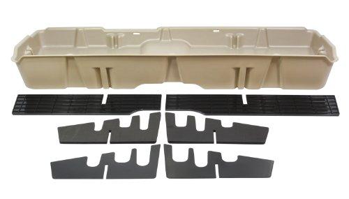 Du-Ha 10044 Chevrolet/GMC Underseat Storage Console Organizer - Tan :