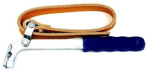 Brüder Mannesmann Werkzeug M 178 Ölfilter-Bandschlüssel, langes Modell