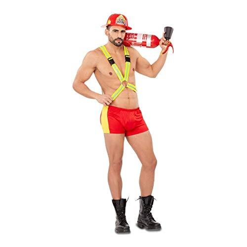 My Other Me Disfraz de Bombero Sexy para Hombre
