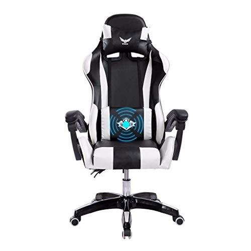TZZ Office Chair Leather Desk...
