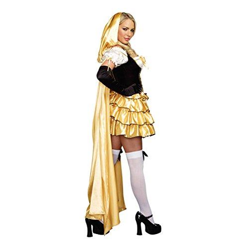 DreamGirl – Disfraz de 9895 Ricitos de oro (pequeño): Amazon.es ...