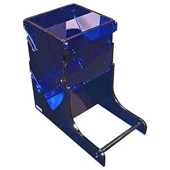 LITKO Dice Tower Translucent Blue