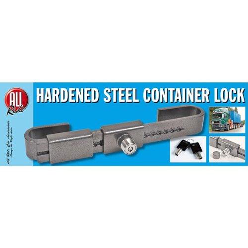 All Ride Containerschloss aus gehärtetem Stahl