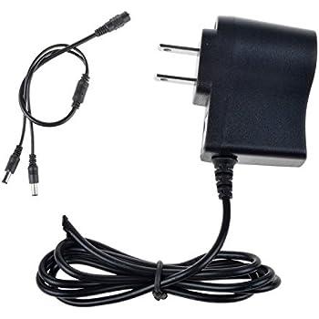 Car DC Adapter for Dogtra BC10V1500//5.5 BC10V1500 5.5 2300NCP 2500T/&B 2500T 2500TB 3500NCP BC10 BC10AUTO 2502T/&B 2502T 2502B 2302NCP 2302 NCP Series Training Collar Auto Power Supply