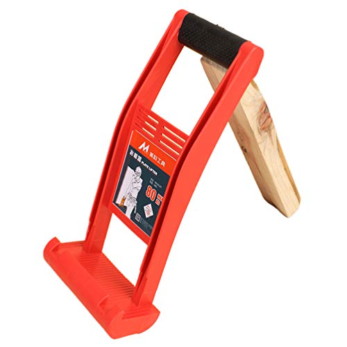 ULTECHNOVO Wood Board Lifter,Plasterboard Lifter Multi-purpose Gypsum Board Extractor Tool Drywall Lift Non-slip Handle for Home,Store,Worker
