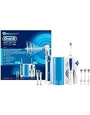 Oral-B Mundpflegecenter PRO2000Elektrische Zahnbürste +Oxyjet Munddusche für eine sanfte Reinigung am Zahnfleischrand