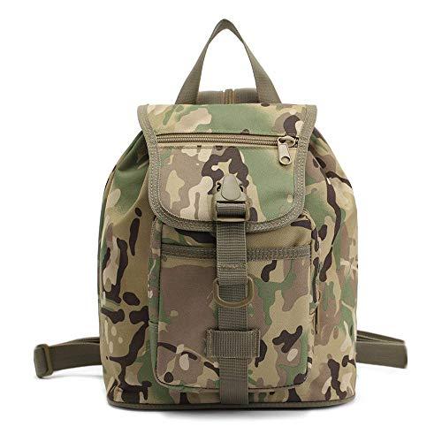 LEXUPE Camouflage Rucksack für Mädchen Jungen Orthopädische Kinder Schulrucksack Kindertasche