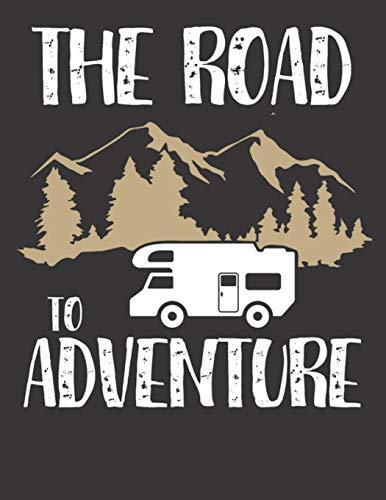Diario de viaje en caravana: Tu libro personal de recorridos para viajes...