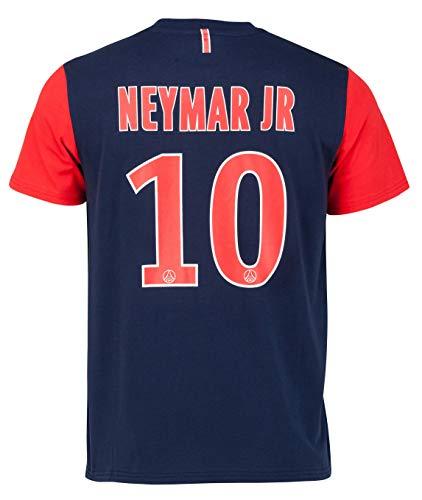 Paris Saint Germain – Camiseta oficial del PSG – Neymar Jr – Colección oficial para niño, Niñas, ., azul, 10 años