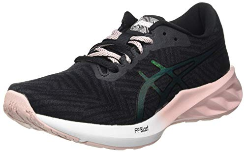 Asics Roadblast, Road Running Shoe Mujer, Graphite Grey/Ginger Peach, 38 EU