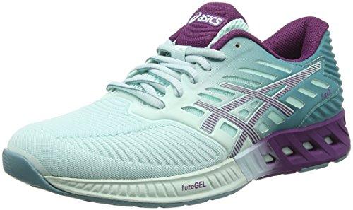 Asics Fuzex, Women's Training Shoes, Blue/Purple, 4.5 UK (37.5 EU)