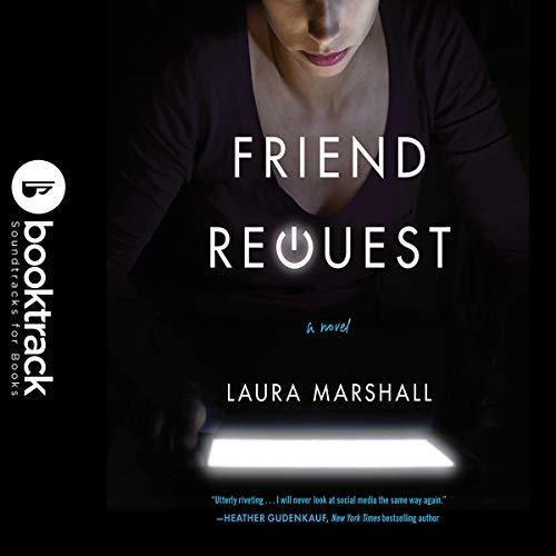 Friend Request audiobook cover art