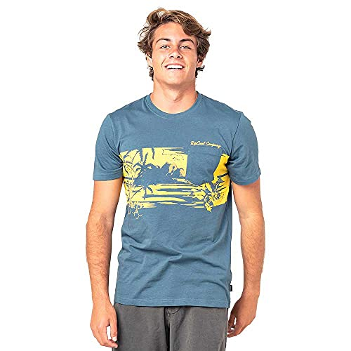 Camiseta Rip Curl Busy Session Tee CTESX5 9741
