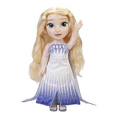 Disney Frozen 2 Feature Elsa Doll - Watch as Elsa's Lips Move as she Sings!