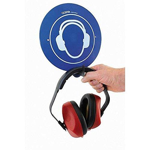 LEMAX® Secu Point Wandhaken mit Symbol Schutzbrille, 216x196mm