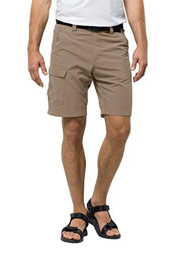 Jack Wolfskin Herren Hoggar Shorts, Sand Dune, 58