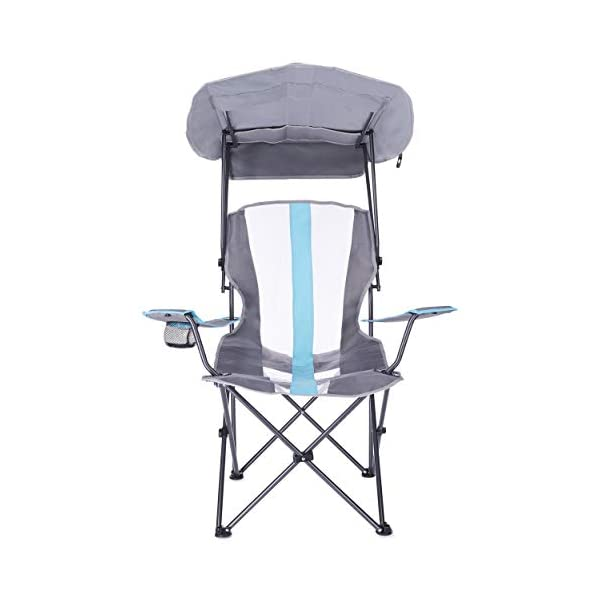 Kelsyus Original Canopy Chair, 37″ x 24″ x 58″, (Model: 6038851)