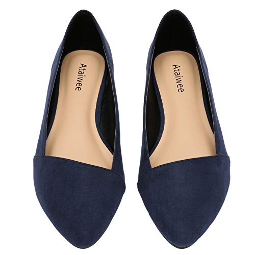 Top 10 best selling list for pointed toe flats environmental womens shoes