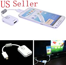 FYL For Samsung Tablet Galaxy Note 10.1 HDMI Adapter 2014 edition MHL hdtv
