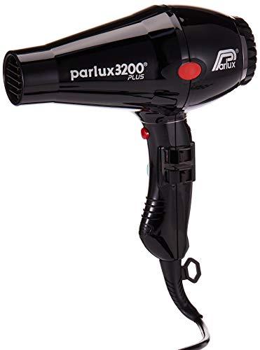 Parlux 3200 Compact - Secador de pelo plus, color negro