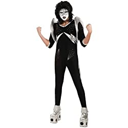 KISS Collector Edition Spaceman Costume Adult Standard