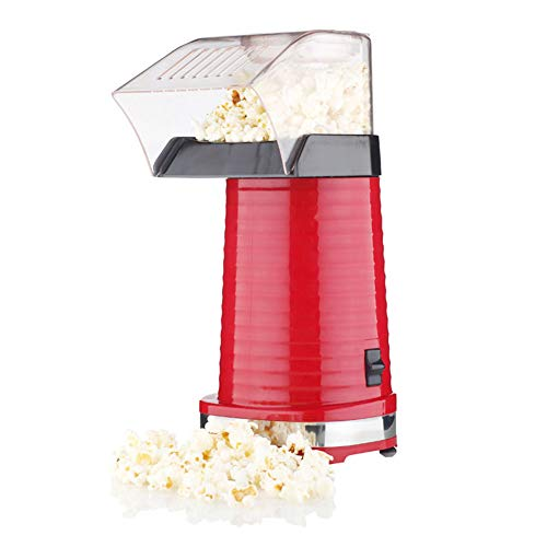 Best Deals! AKDSteel 220V Household Hot Air Style Mini Popcorn Maker