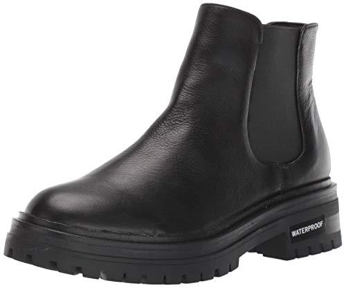 Kenneth Cole New York Damen Rhode Chelsea Boot WP Stiefelette, schwarz, 38.5 EU