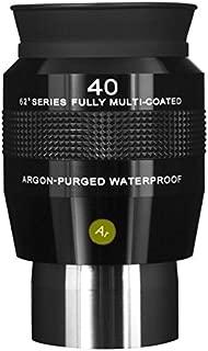 Explore Scientific 62 degree 40mm Long Eye Relief Waterproof Eyepiece, EPWP6240LE-01