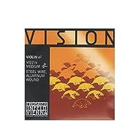 Vision ヴィジョン バイオリン弦 E線 アルミ巻 VI01 1/8