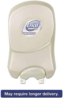 Translucent Smoke Pack of 3 Dial 1590116 DUO Manual Universal Dispenser 1.25L