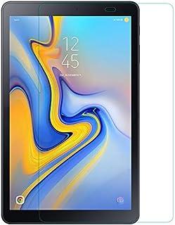 SWMGO® 9H hårdhet 0,2 mm tunn 2,5D rundad kant anti-explosion härdat glas transparent skärmskydd för Samsung Galaxy Tab A ...