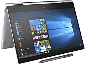 HP Spectre x360-13t Quad Core(8th Gen Intel i7-8550U, 16GB RAM, 512GB PCIe NVMe SSD, IPS micro-edge Touchscreen Corning Gorilla, Win 10 Ink)Bang&Olufsen 13.3
