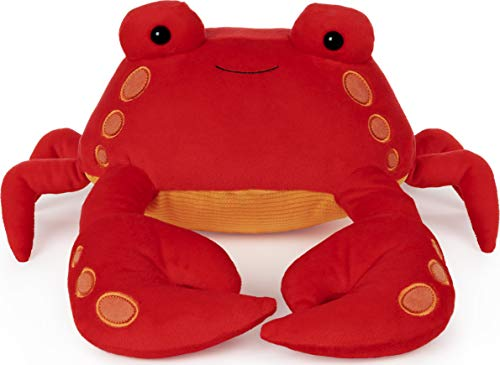GUND Sydney Crab Plush Stuffed Animal, Red, 14'