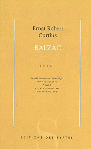 Balzac : Essai