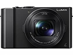 powerful Panasonic LUMIX LX10 4K Digital Camera, 20.1 Megapixel 1-inch Matrix, 3X LEICA DCVARIO-SUMMILUX…