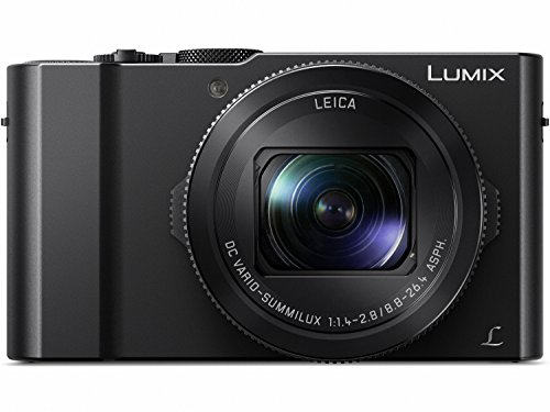 Panasonic LUMIX LX10 4K Digital Camera, 20.1...